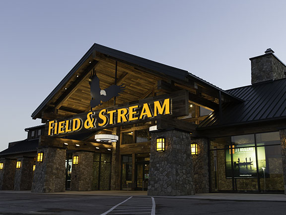 FieldAndStream storefront. Your local sporting goods supply store in Cranberry Township, PA | 5500