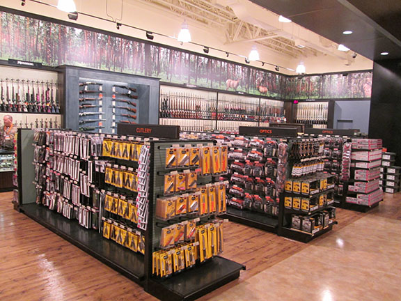 FieldAndStream storefront. Your local sporting goods supply store in Elmira, NY | 5504