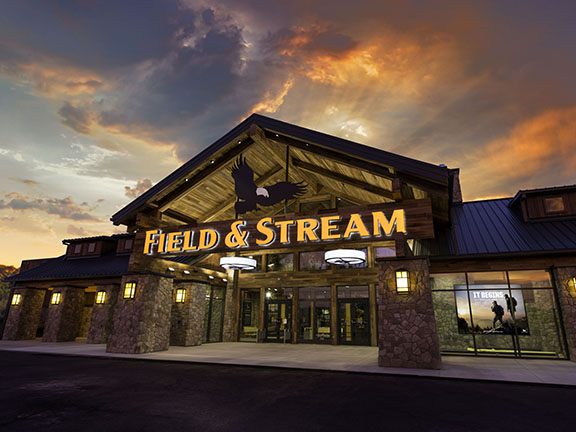 FieldAndStream storefront. Your local sporting goods supply store in Medford, OR | 4616